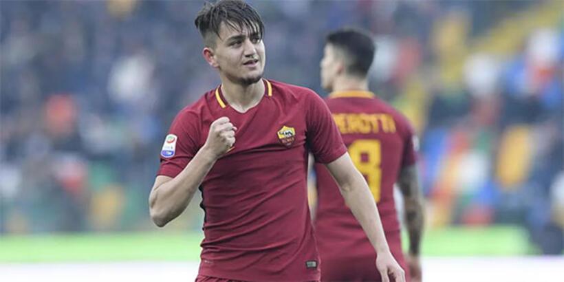 Cengiz Ünder Roma'nın en pahalı transferi